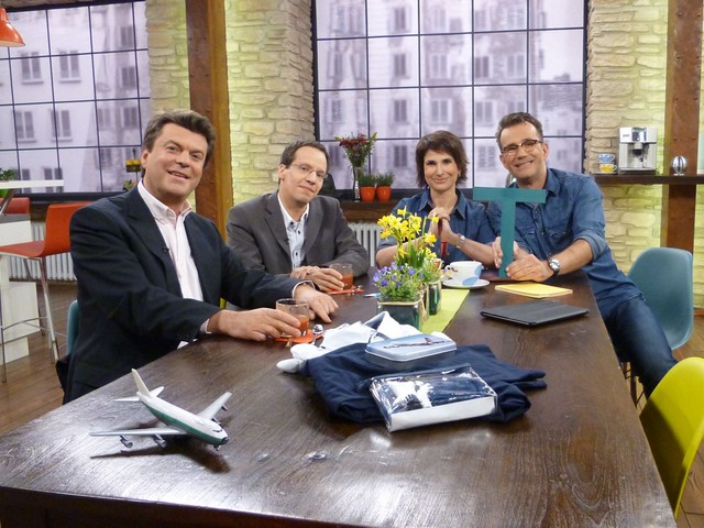 Jan Klein in der Sendung