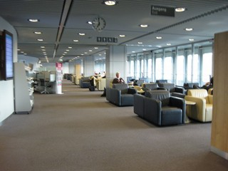 Lufthansa Business Class Lounge Düsseldorf