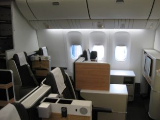 LX Business-Class (Boeing 777-300ER)