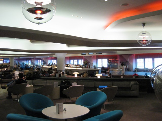 Virgin Atlantic Clubhouse (Oktober 2013)