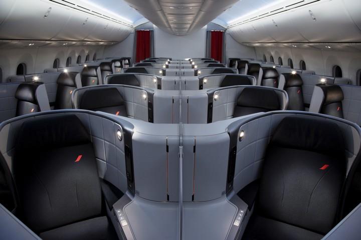 AF Business-Class (Boeing 787-8)