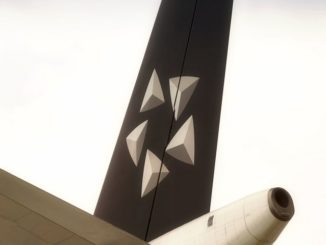TG Boeing 777 in Star Alliance Livery