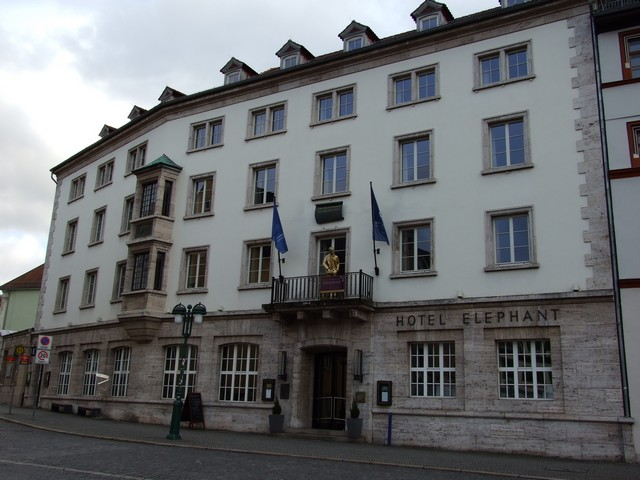Hotel Elefant Weimar - a Luxury Collection Hotel
