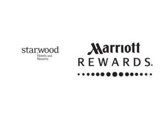 Logo SPG & Marriott Rewards