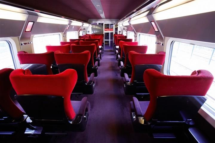 Reisebericht: an Bord des Thalys Düsseldorf - Brüssel
