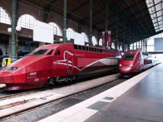 Thalys Züge