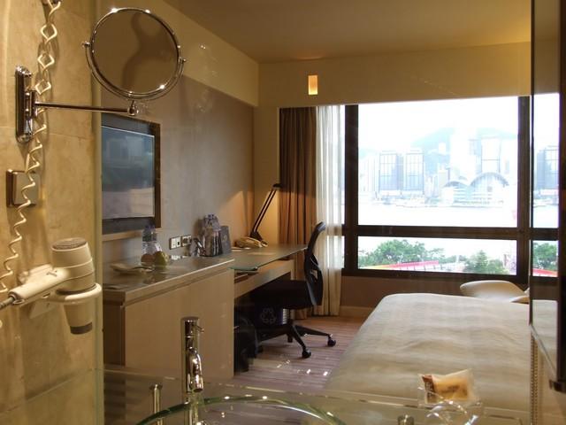Harbour View Room im Sheraton Hong Kong