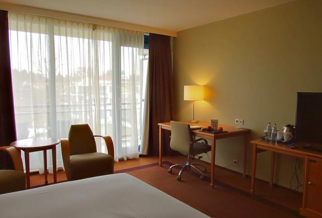 Deluxezimmer im Hilton Royal Parc Soestduinen