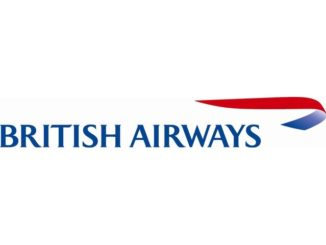 Logo von British Airways