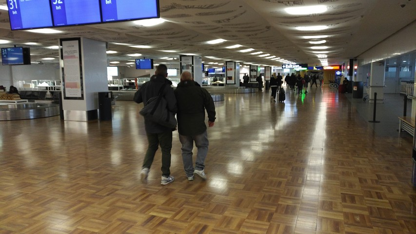 HEL Terminal 3 / BA794 LHR-HEL