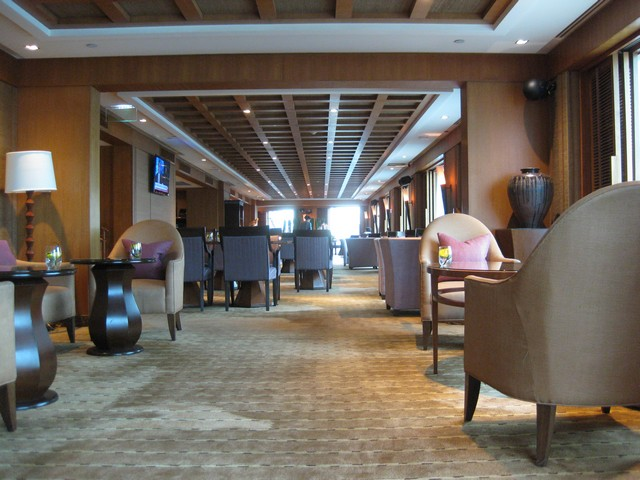 Executive Lounge im Conrad Bangkok