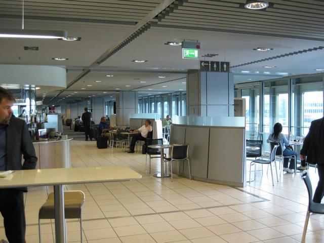 Lufthansa Business Class Lounge Düsseldorf