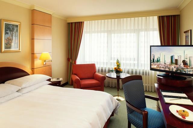 Zimmer im Intercontinental Frankfurt