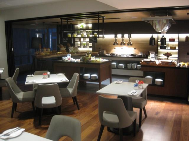 Executive Lounge im Renaissance Kuala Lumpur