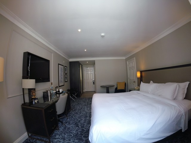 Family Room im Hilton London Euston