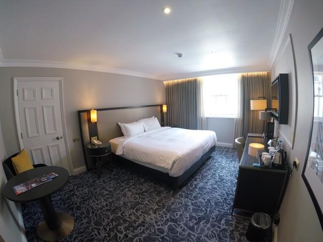 Family Room im Hilton London Euston