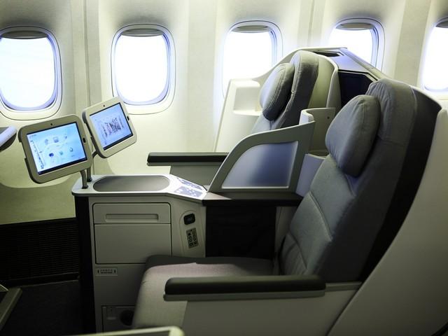 CA Business-Class (Boeing 777-200)