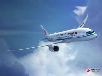 Air China Boeing 787-9