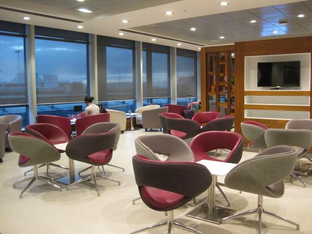 Airport Lounge Terminal 1 Dublin Airport