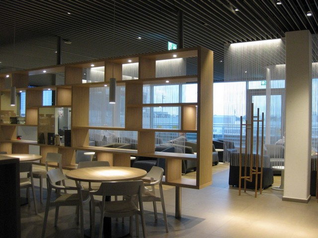 Hugo-Junkers Lounge Düsseldorf