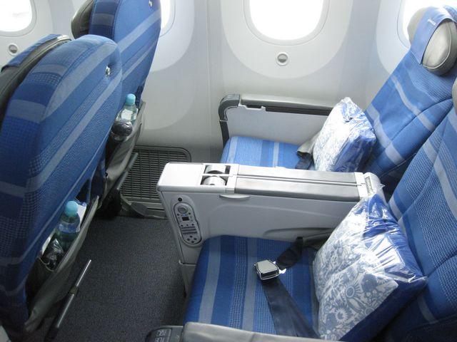LO Premium-Economy-Class (Boeing 787-8)