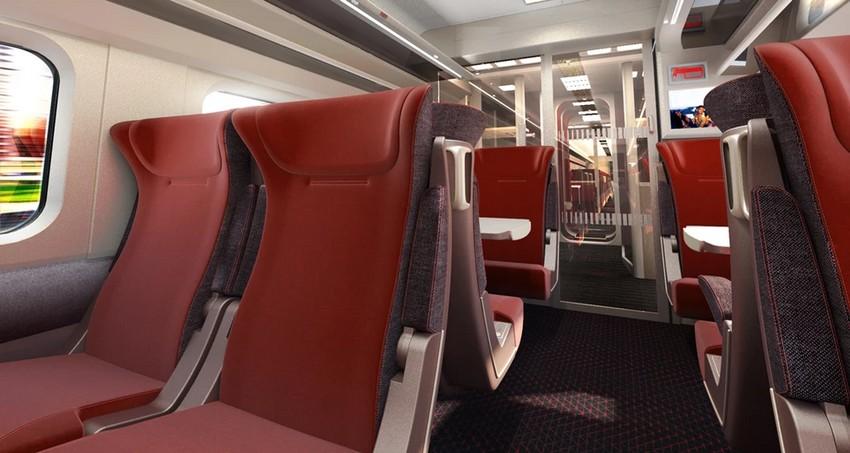 Erneuerung der Thalys Zugflotte