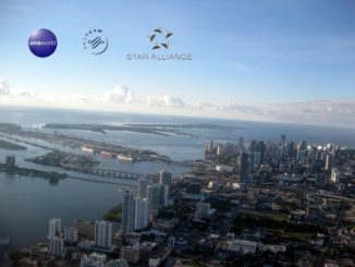Beitragsbild Business Class nach Miami