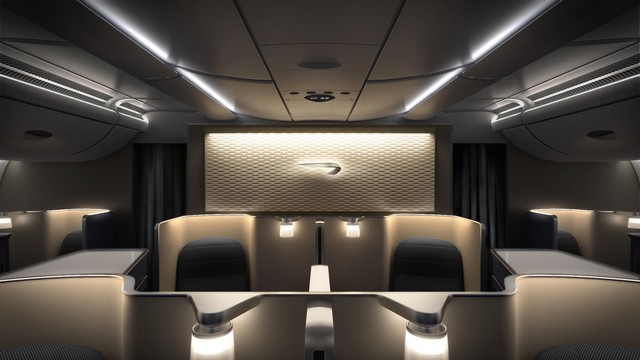BA First-Class (Airbus A380-800)