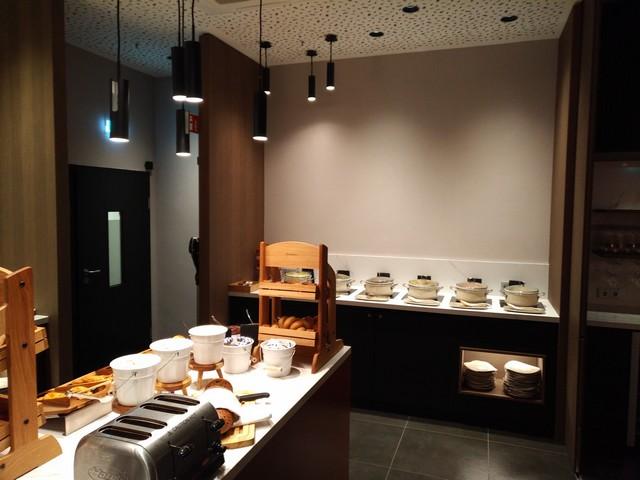 M Club Lounge im Marriott Frankfurt