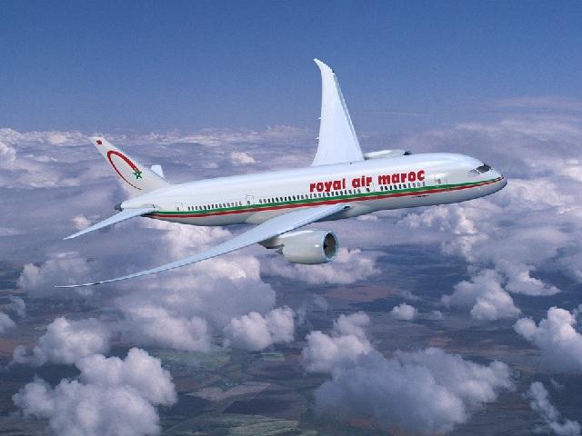 Royal Air Maroc Boeing 787-8