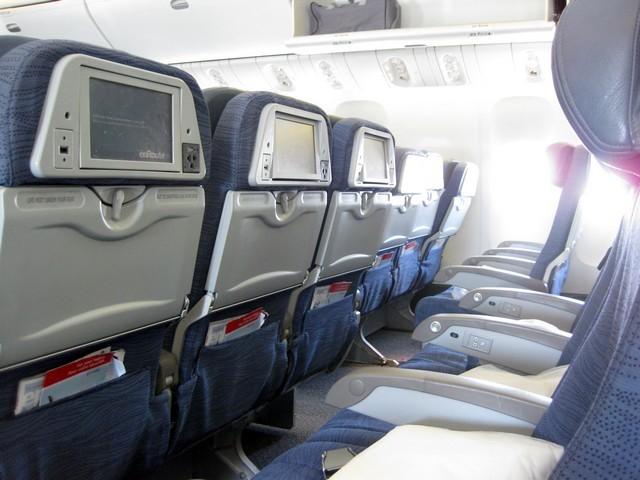 AC Economy-Class (Boeing 777-300ER)