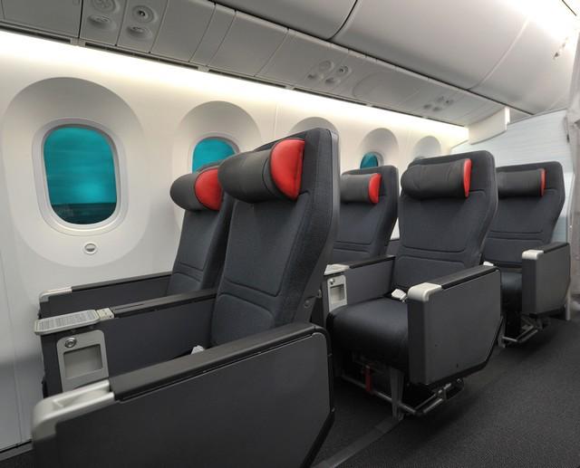 AC Premium-Economy-Class (Boeing 787-9)