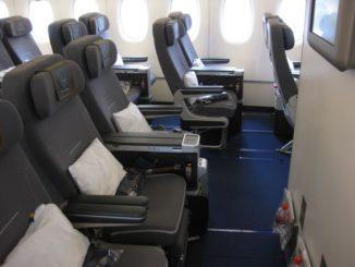 LH Premium-Economy-Class (Airbus A380-800)