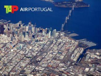 Logo TAP Business-Class für 1.255 EUR von Dublin nach San Francisco