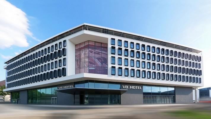 Best Western V8 Hotel Stuttgart