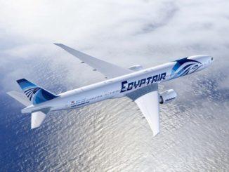 Egyptair Boeing 777-300ER