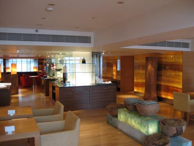 Grand Club im Grand Hyatt Singapore