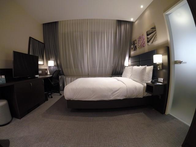 Superiorzimmer im Hilton Garden Inn Frankfurt City Centre