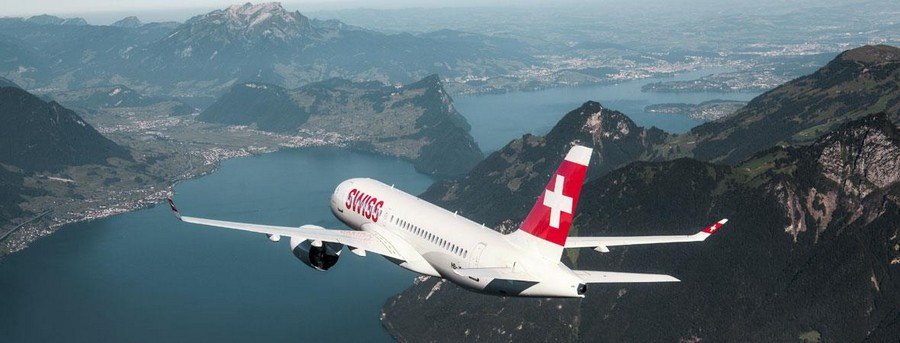 Swiss Airbus A220 / Bombardier C-Series