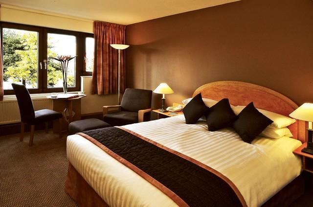 Doppelzimmer im Copthorne Hotel Manchester