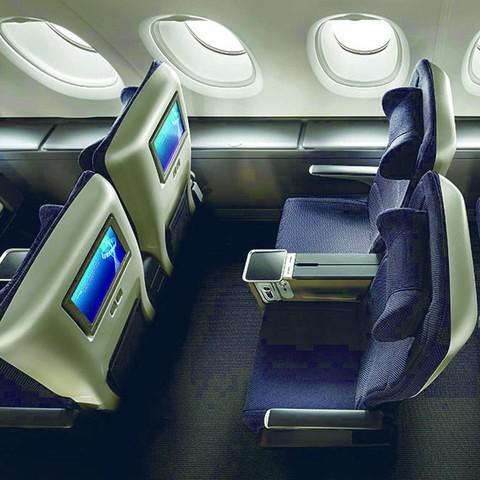 BA Premium-Economy-Class (Airbus A380-800)