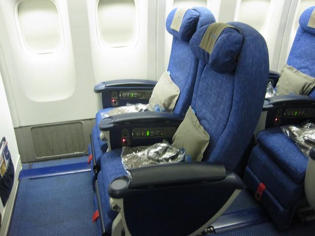 BA Premium-Economy-Class (Boeing 777-200)