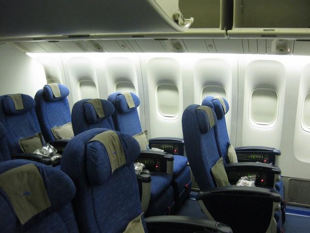 BA Premium-Economy-Class (Boeing 777-200ER)