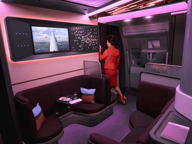 "VS ""The Loft"" (Airbus A350-1000)"