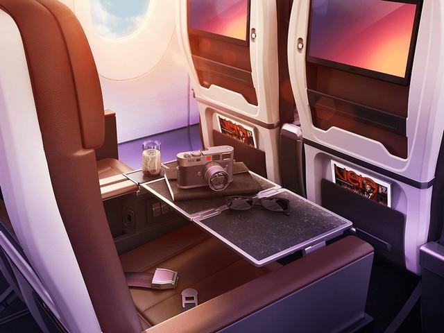 VS Premium (Airbus A350-1000)
