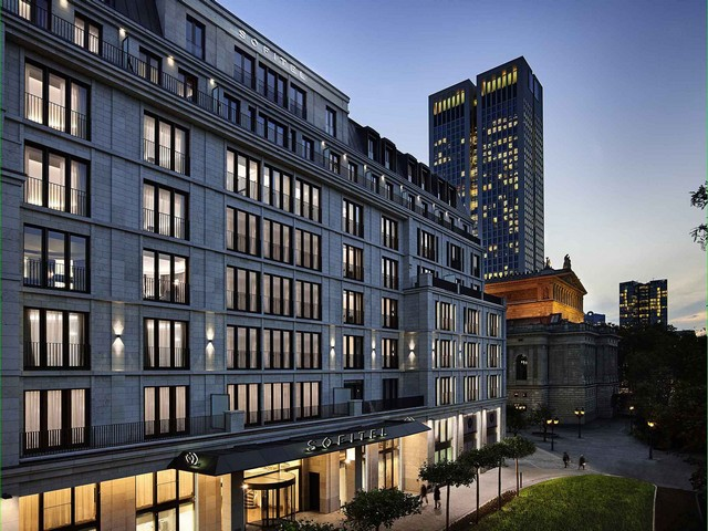 Sofitel Frankfurt Alte Oper