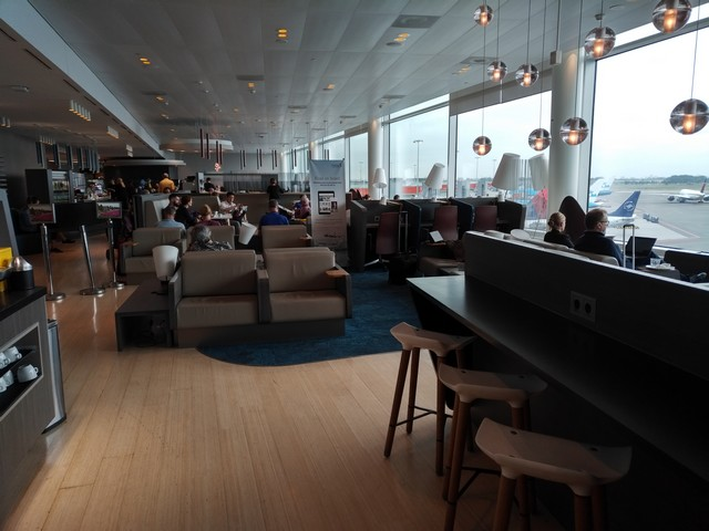 Aspire Lounge No 41 Amsterdam
