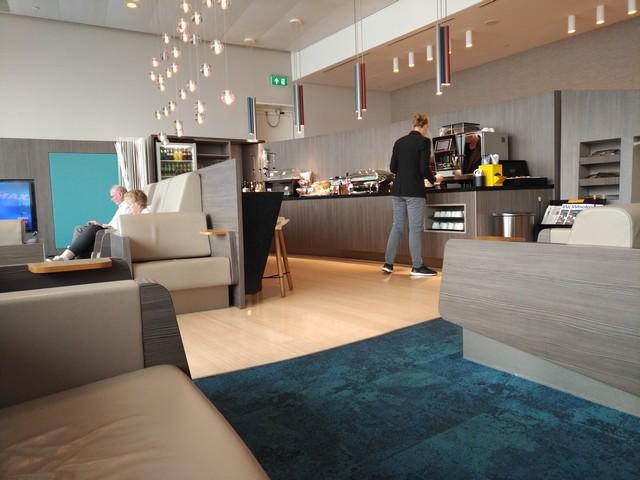 Aspire Lounge No 41 Amsterdam