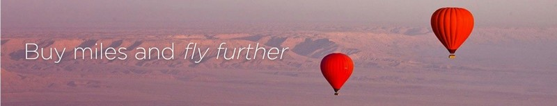 Buy Miles and fly further - Virgin Atlantic Meilenkauf