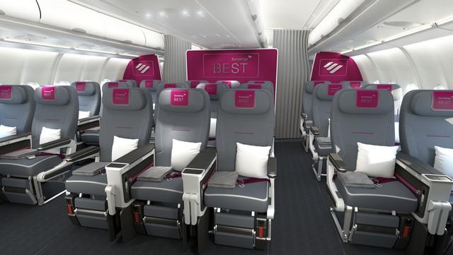 EW Best (Airbus A340-400)